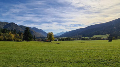Oberdorfer Feld in Weissbriach im Gitschtal, (c)as1